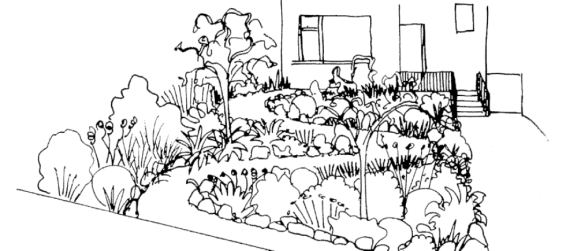 ontwerpzwart